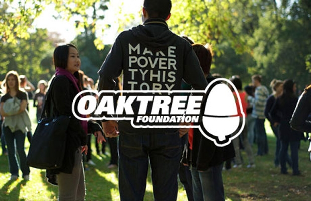 Oaktree Poverty Awareness